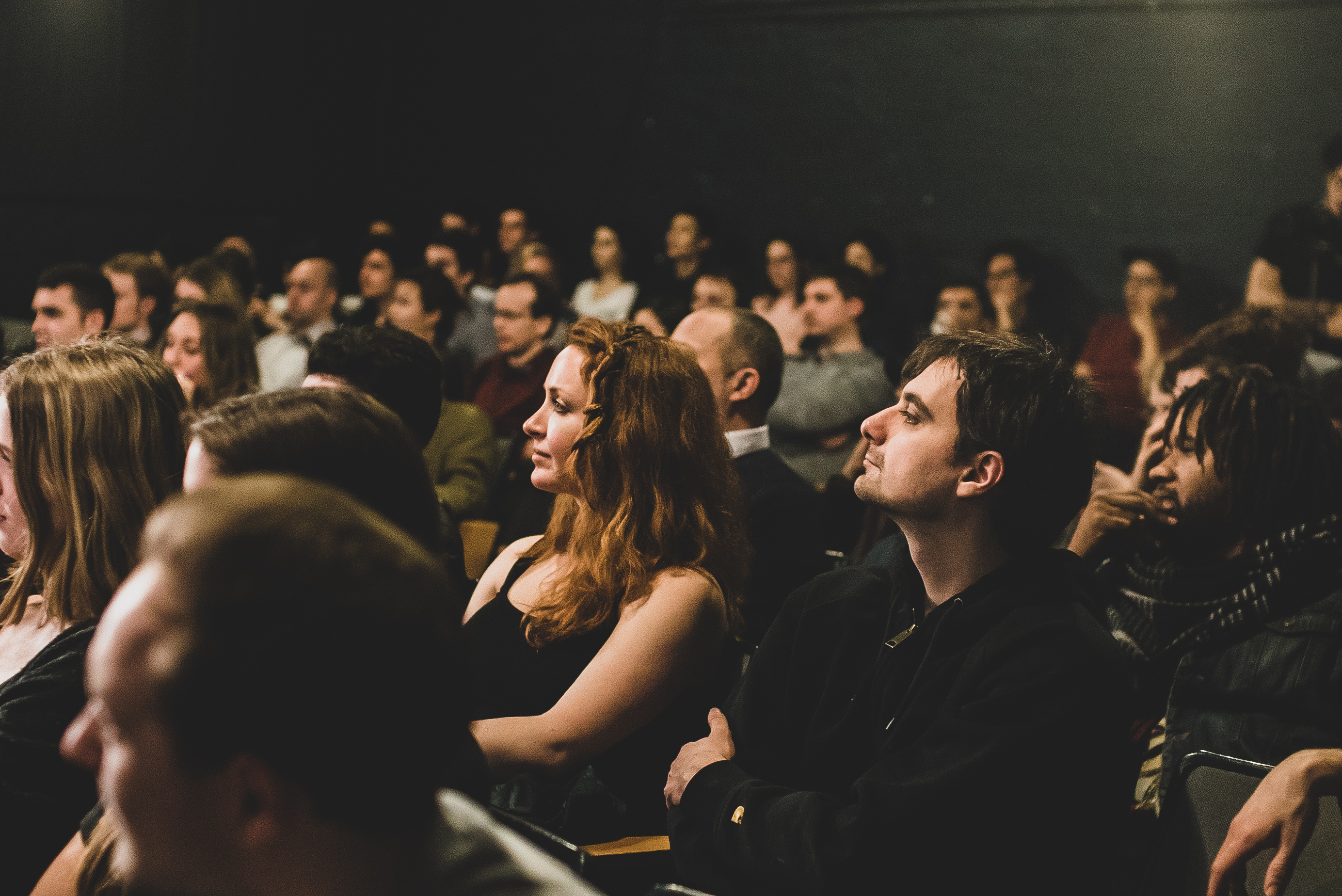LFS Connects audience