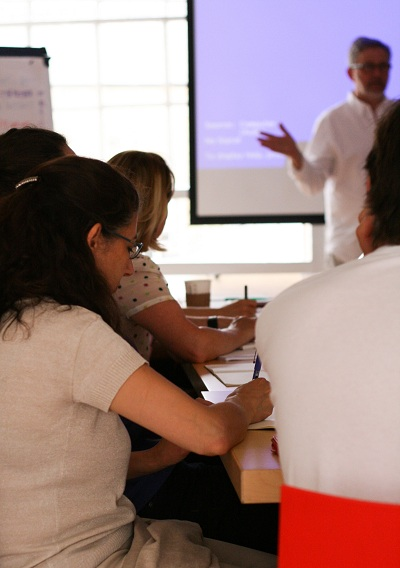 Jonas workshop participants