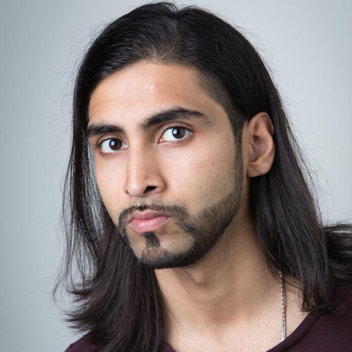 Kaamil Shah Headshot