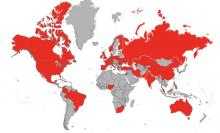 Participant Countries